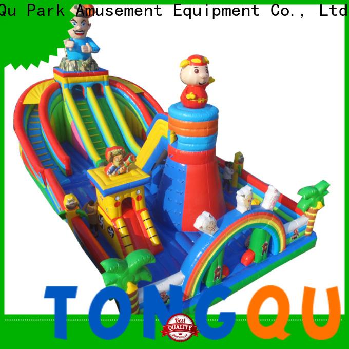 Bulk buy custom jump and slide bouncer supplier for adult
