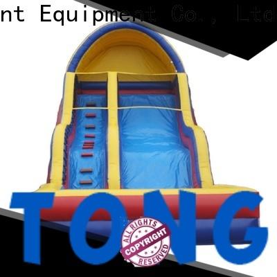 Tongtoy Wholesale custom kool splash slide for business
