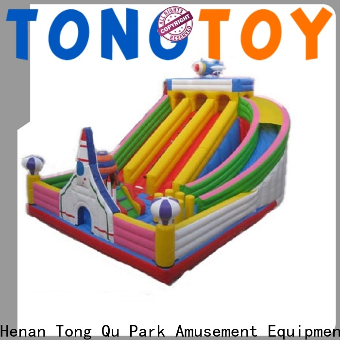 Tongtoy Wholesale OEM water bouncers wholesale for kids
