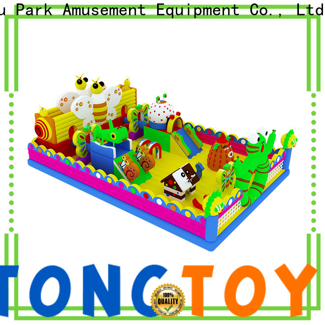 Tongtoy Bulk buy OEM magic castle bounce house inquire now for outdoor