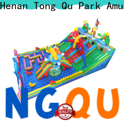 Tongtoy Bulk purchase high quality inflatable castle bouncer wholesale for adult