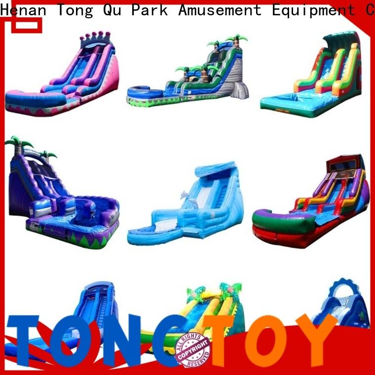 Bulk buy ODM giant bouncy slide factory price for indoor