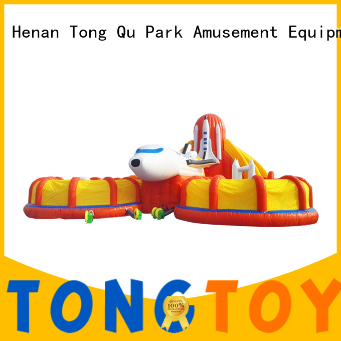 Tongtoy water-proof inflatable bounce house supplier for kids
