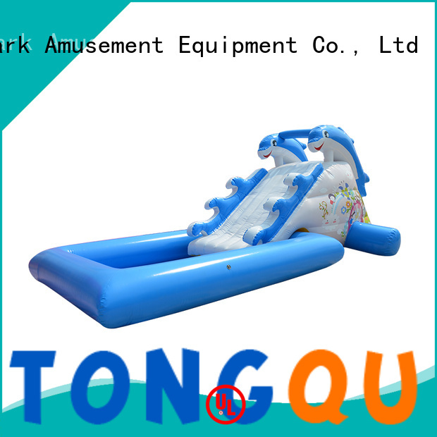 Tongtoy water slide bounce house order now