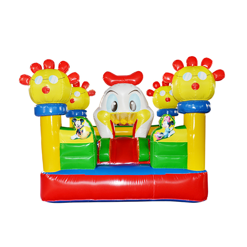 China factory price children soft small indoor inflatable jump castle bouncer