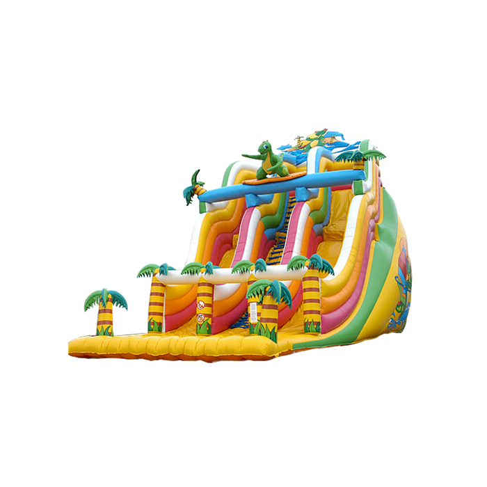 colorful fun inflatable kids and adults bouncy jumping slides for sale