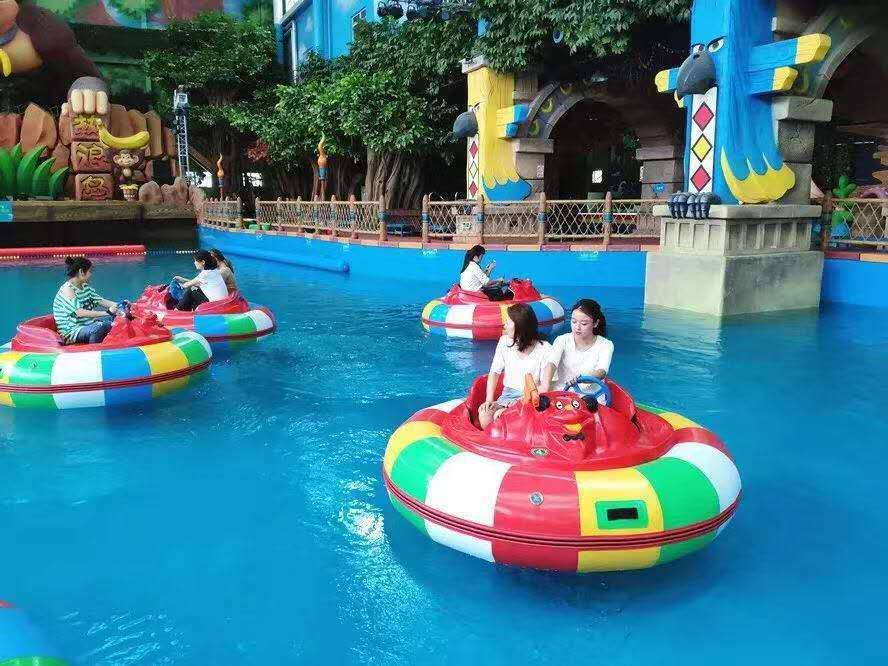 Cheap Electric bumper boat funny boat for sale
