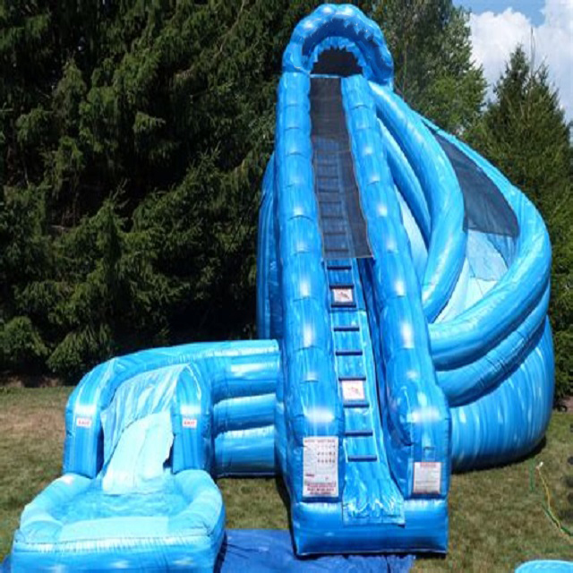 Quality inflatable dry slide Oem From China-Tongtoy