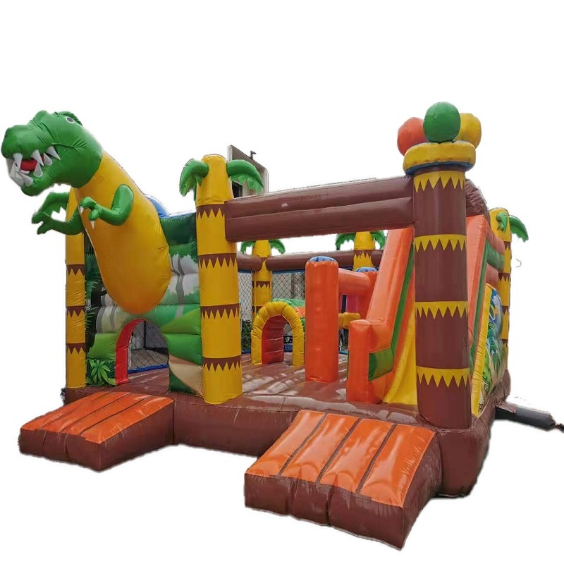 High quality inflatable bouncer castle brand air castle for sale