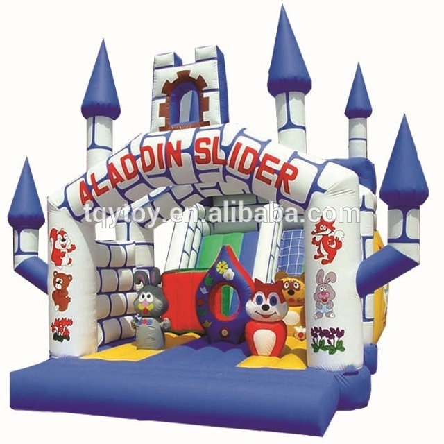 Factory Price inflatable bounce house jumping castle Wholesale-Tongtoy