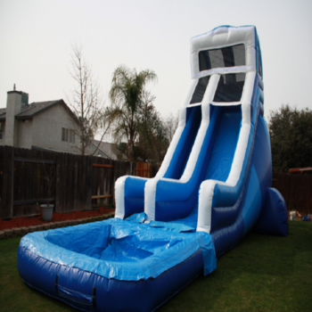Factory Cheap Inflatable Water Slide , Inflatable Slide For Sale