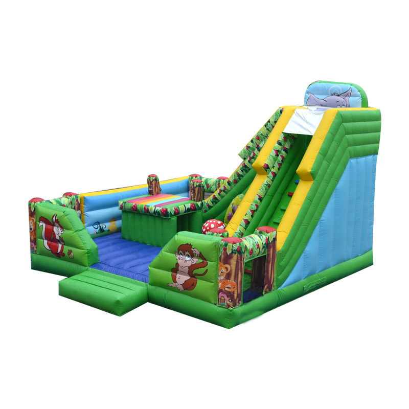 High Quatity Inflatable Castle Home Bounce Air Bounce For Sale