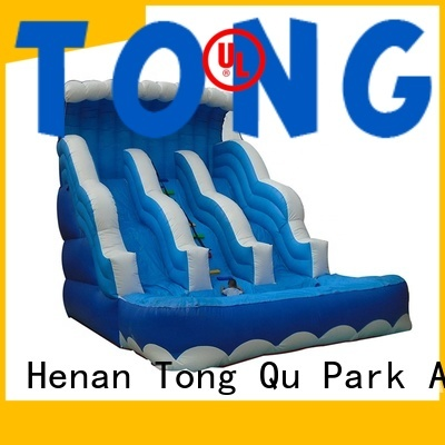 Tongtoy New commercial water slides for sale factory price