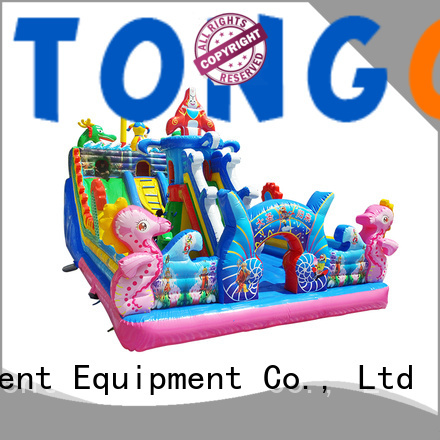 Tongtoy inflatable bounce house inquire now for adult