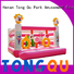 Tongtoy water bounce house wholesale for adult