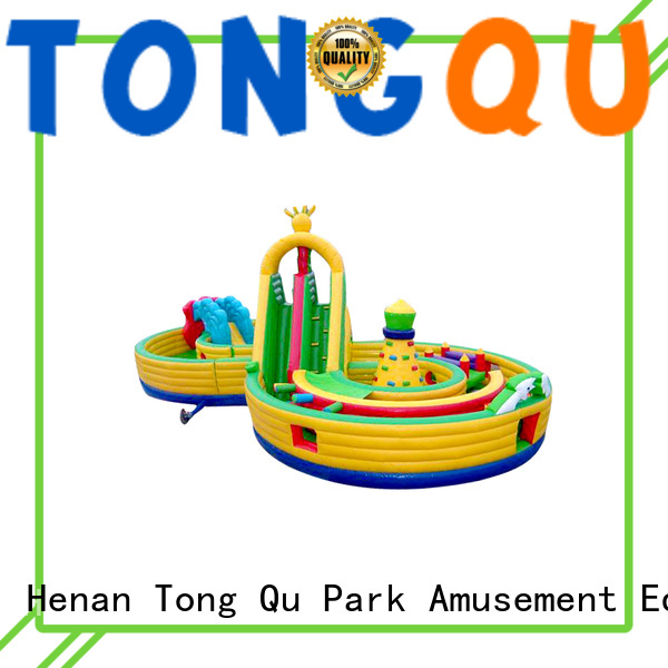 Tongtoy inflatable slide reputable manufacturer for indoor