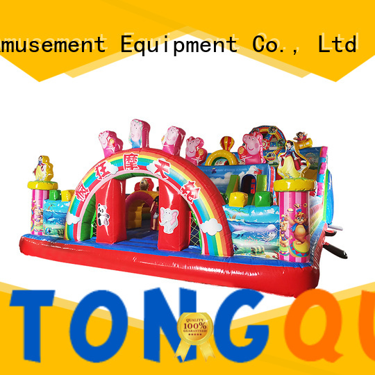 Durable water bounce house supplier for outdoor
