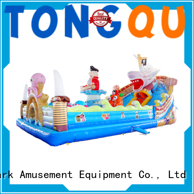 colorful water bounce house inquire now for adult