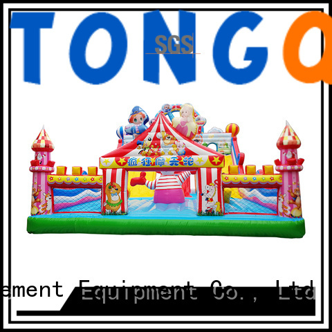 Tongtoy inflatable bouncer wholesale for kids
