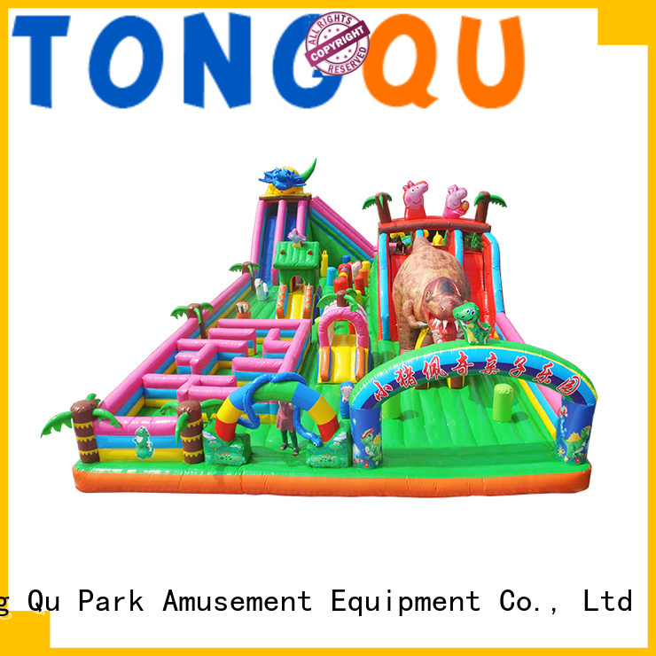Tongtoy water-proof inflatable bounce house inquire now for adult