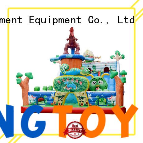 Tongtoy water-proof inflatable bouncer inquire now for adult