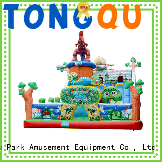 Tongtoy water bounce house inquire now for kids