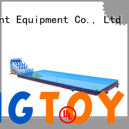Tongtoy air water slide order now