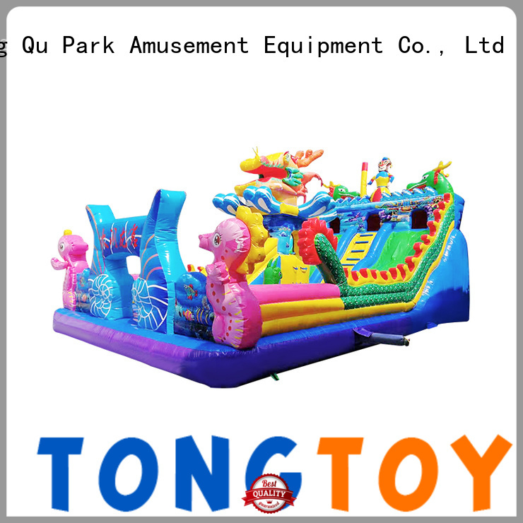 fire-resistant inflatable bouncer wholesale for adult