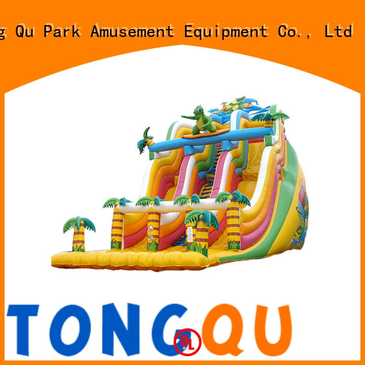PVC inflatable slide from China for indoor