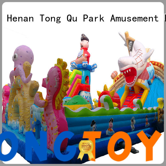Tongtoy inflatable bounce house inquire now for kids