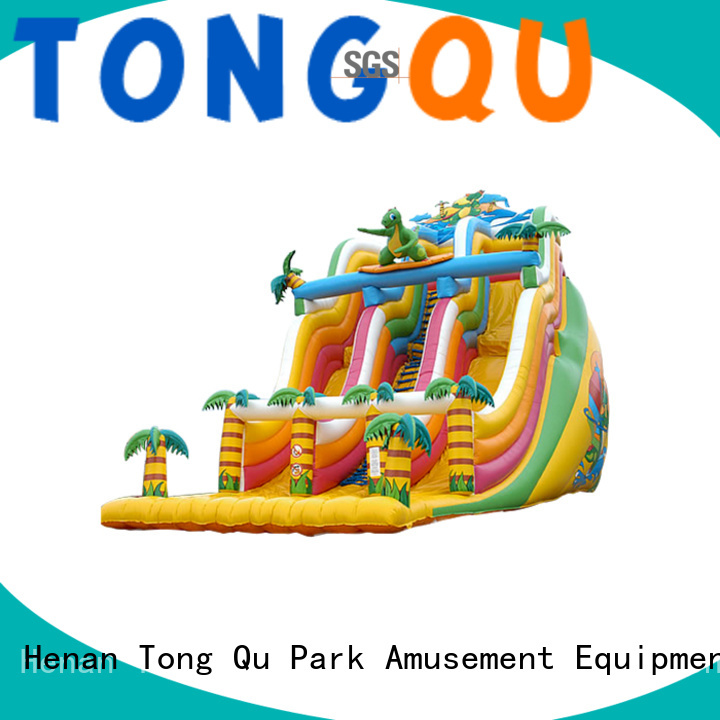 commercial inflatable slide from China for indoor