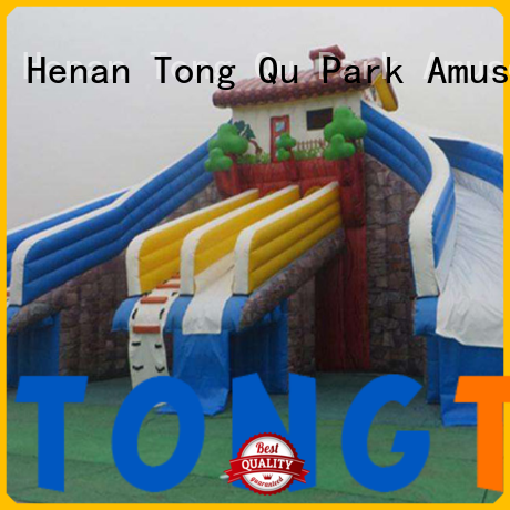 Tongtoy customized party bouncers order now for water park