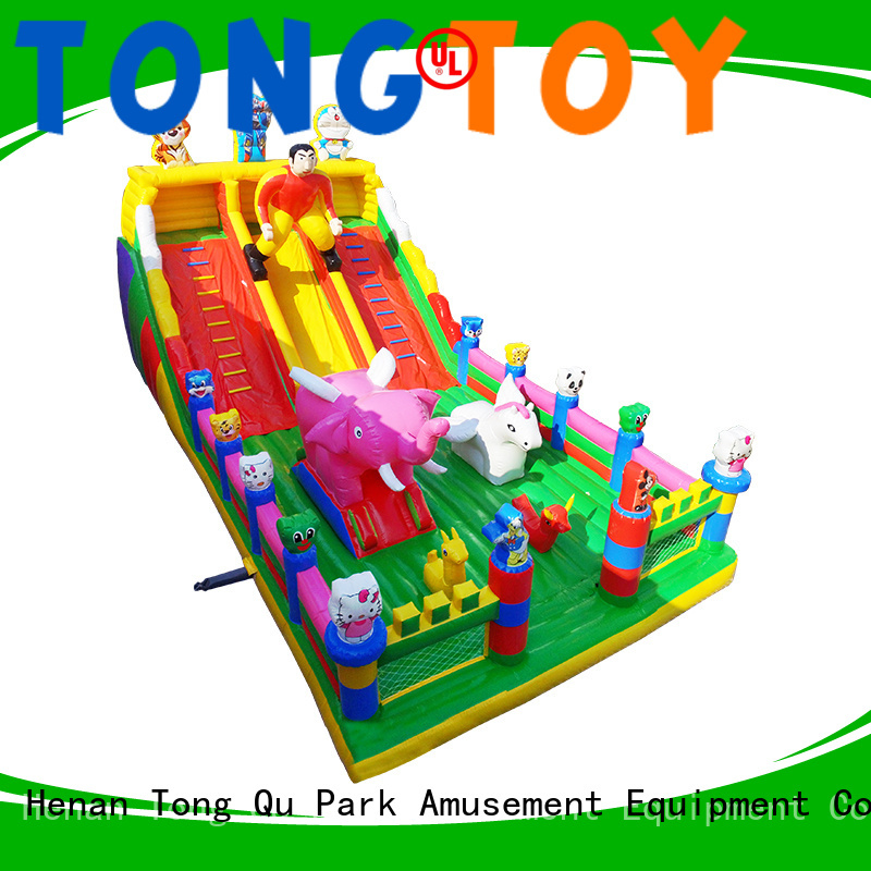 Tongtoy inflatable bouncer supplier for kids