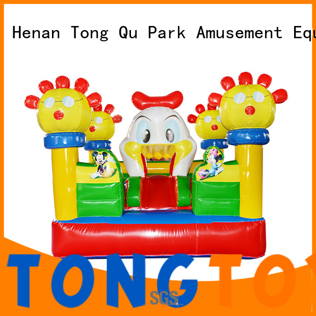 Tongtoy Durable inflatable bounce house inquire now for outdoor