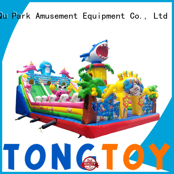 water-proof inflatable bounce house wholesale for kids