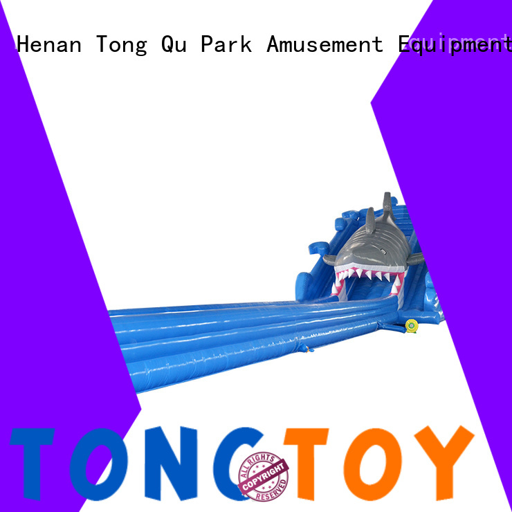 Tongtoy Best party water slides for business