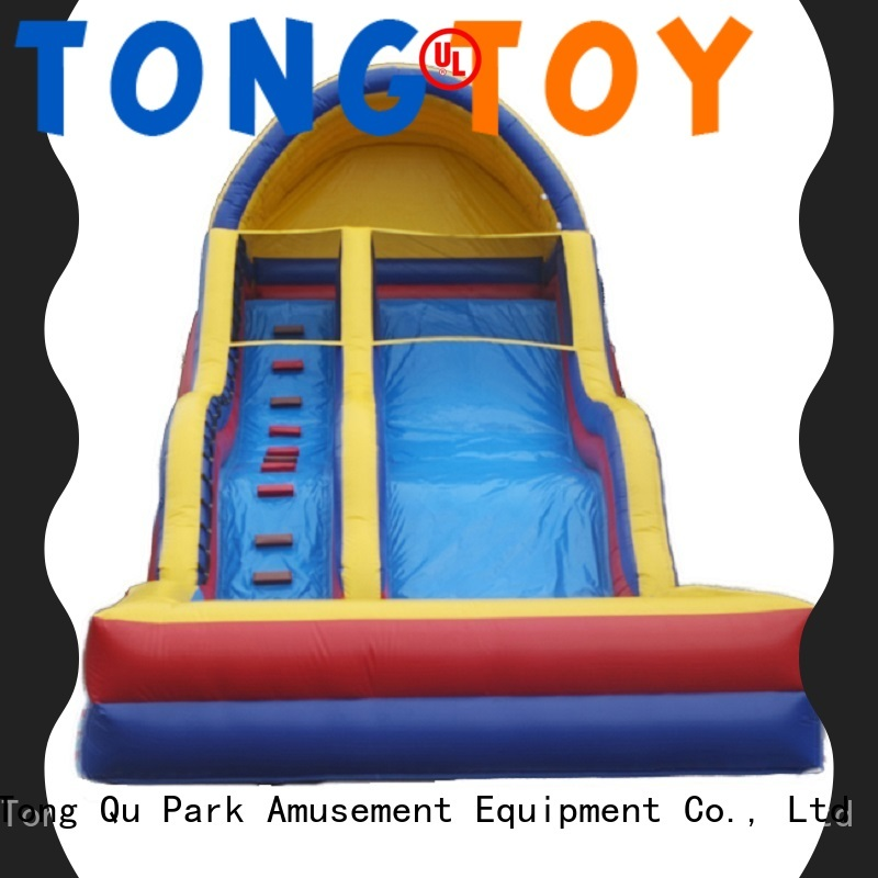 Tongtoy backyard water slides for adults manufacturers