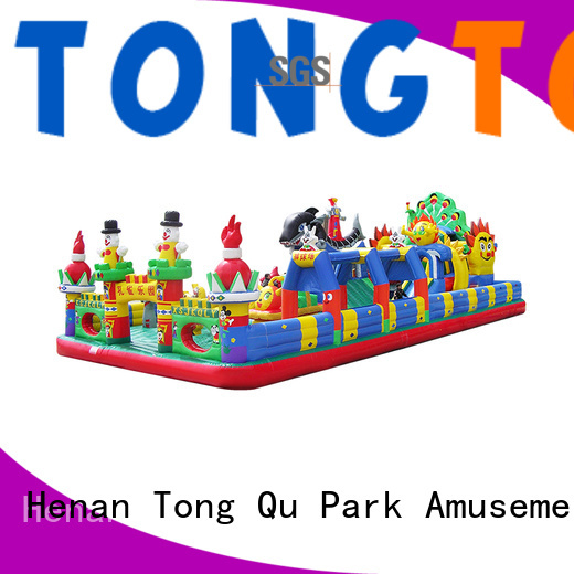 Tongtoy inflatable bouncer supplier for outdoor